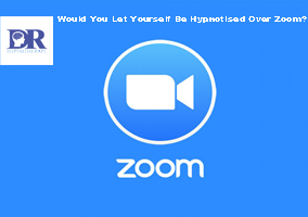 Would You Let Yourself Be Hypnotised Over Zoom?